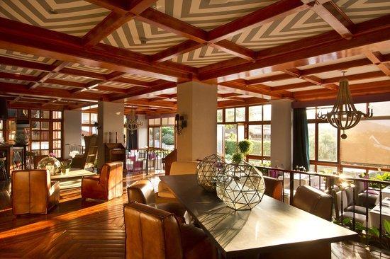 Hotel Alta Las Palomas: la luz restaurant