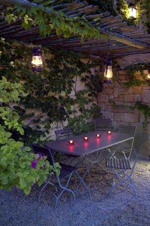 Windermere Hotel: garden corner