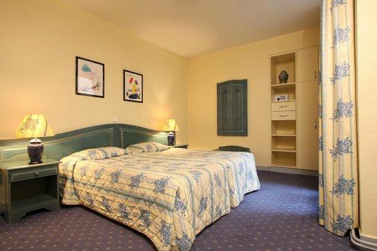 Hôtel du Pré : Triple Room Hotel du Pré