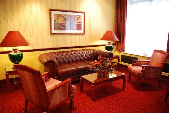 Hôtel du Pré : Lounge Hotel du Pré