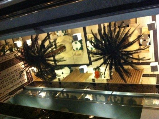 Hotel Nuevo Boston: Interior view