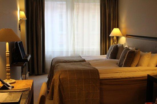 Hotel Haven:                   Comfort Room