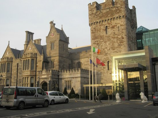 Clontarf Castle Hotel:                   The Castle