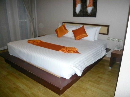 Bhukitta Hotel & Spa: bedroom