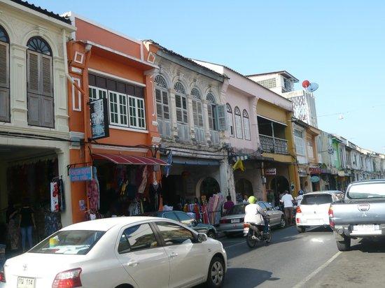 Bhukitta Hotel & Spa: Phuket old town