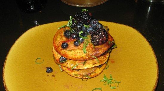 Tanque Verde Ranch:                   Stunning desserts