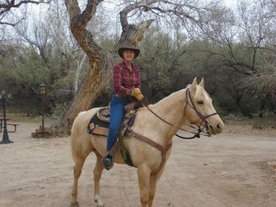 "Tanque Verde Ranch:                   ""Style"" - one of my favourites!"