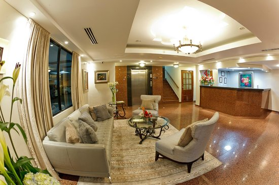 Hotel Coral Suites: Lobby