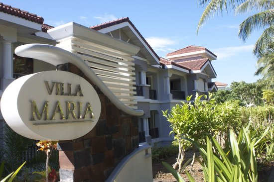 Fairways & Bluewater:                   The Villa Maria Suites