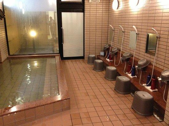 โอยาโดยามาเคียวไฮดาทาคายามา:                   Public Bath
