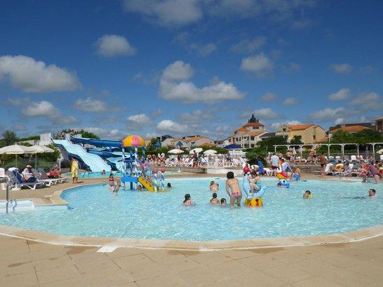 Pierre & Vacances Village Club Port-Bourgenay:                                     Espace aquatique coté enfant