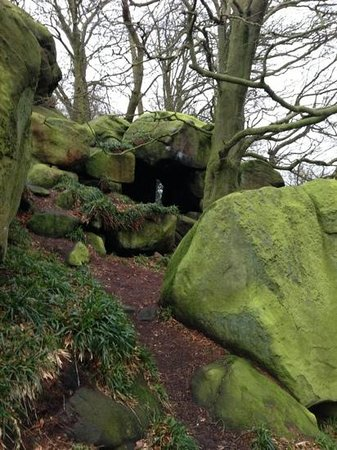 Druids Caves:                                     5