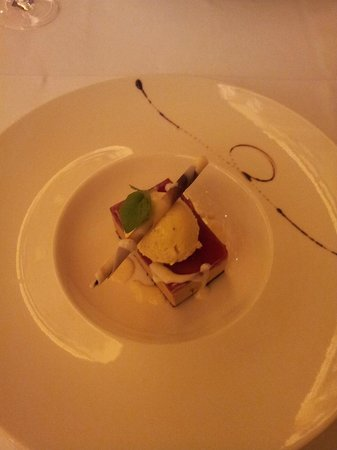 Design & Wellness Hotel Alpenhof:                   Pudding