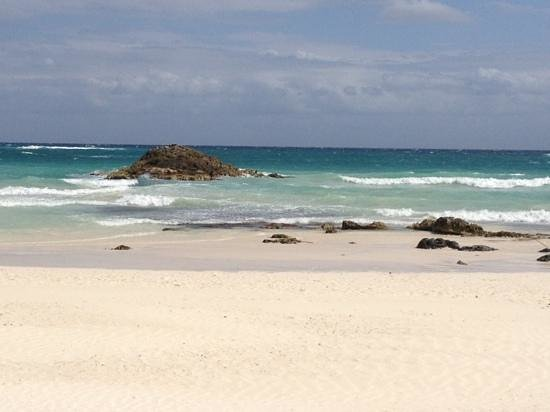 Hemingway Romantic Eco Resort:                   Strand vor dem Hotel