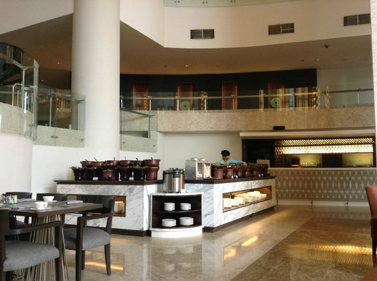 Hotel Santika Premiere Slipi:                   indonesian food corner is the best