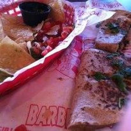Barberitos: Yummy Quesadilla