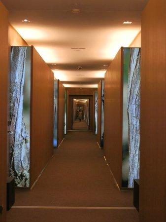 Valbusenda Hotel Bodega & Spa:                   Acceso a habitaciones