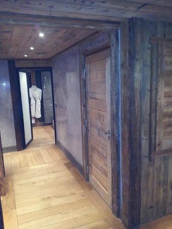 Les Suites du Nevada - Maison Bouvier :                   Entrée
