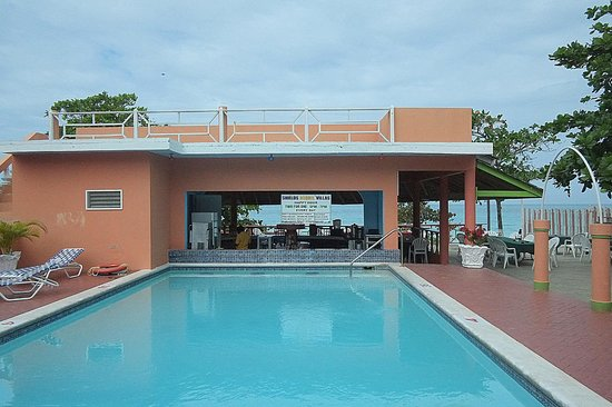 Shields Negril Villas:                                     im desperately missing this wonderful place