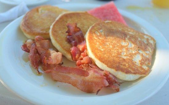 Shields Negril Villas:                                     breakfast                                  
