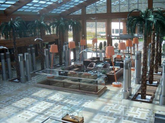 Hilton Dalaman Sarigerme Resort & Spa:                                     Lobby