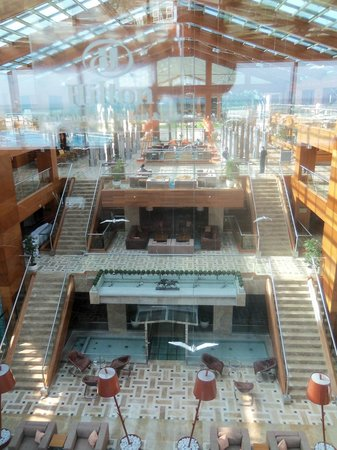 Hilton Dalaman Sarigerme Resort & Spa:                                     The hotel!