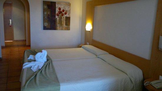 Hotel Best Jacaranda:                   Bedroom