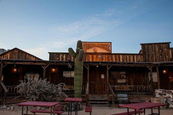 Marvelous Pinnacle Peak Patio Steakhouse: Snort One!