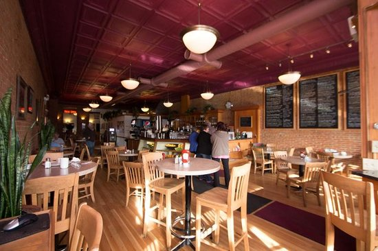 McCormick Cafe: Our Cafe