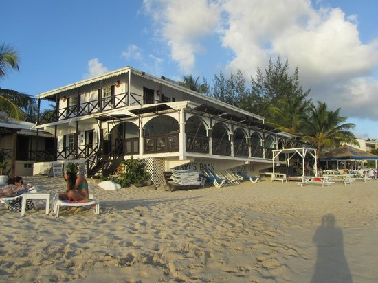 Mary's Boon Beach Resort and Spa:                   Romantisch toch?