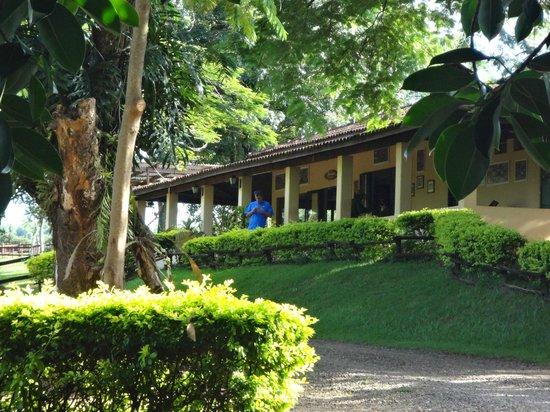 Hotel Fazenda Areia que Canta:                   Recepção