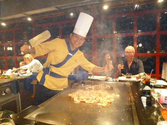 Iberostar Tucan Hotel: Le restaurant japonais