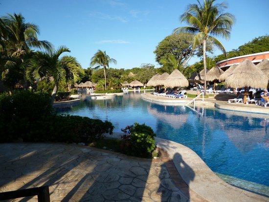 Iberostar Tucan Hotel: La piscine