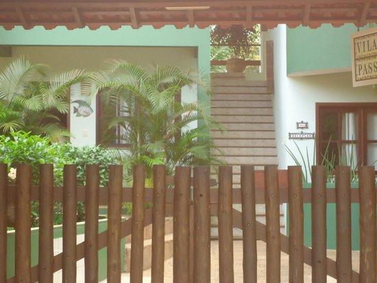 Pousada Vila dos Passaros:                   Fachada