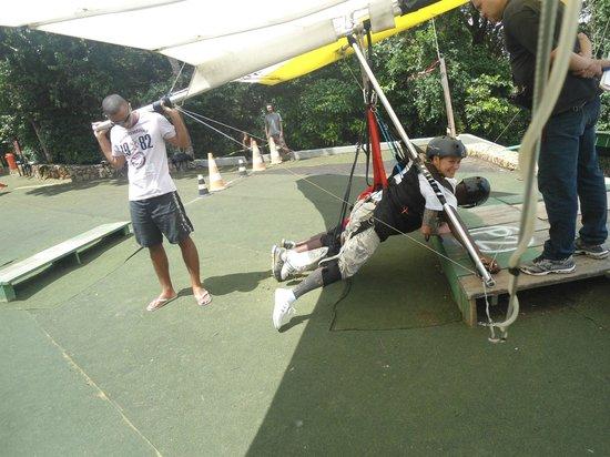 Easy Fly Rio:                   Подготовка