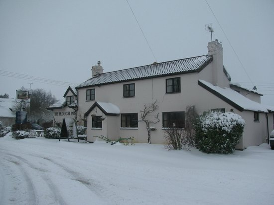 Hundon, UK: Beautiful in the winter, too
