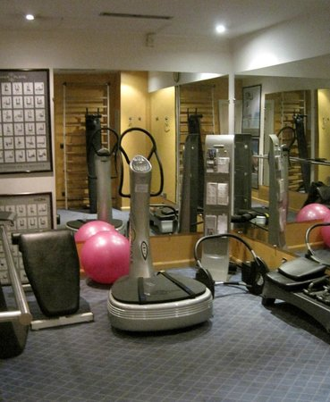 L'Hôtel Colbert Spa & Casino : Fitness centre