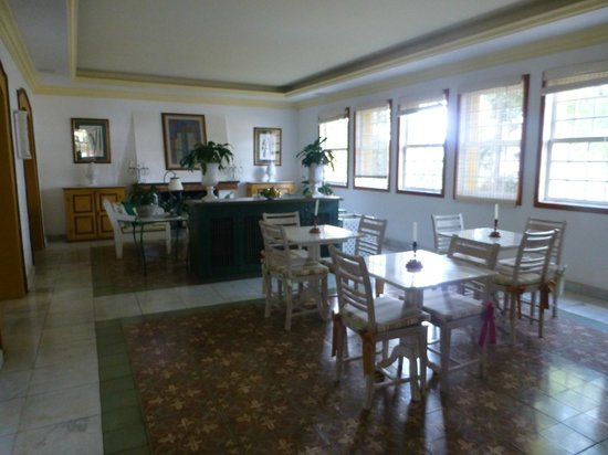 Solar da Ponte:                   The small lounge.
