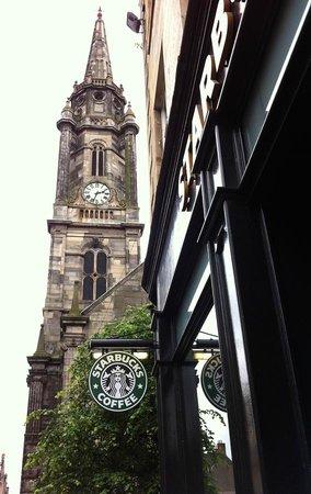 Starbucks Royal Mile: Street View
