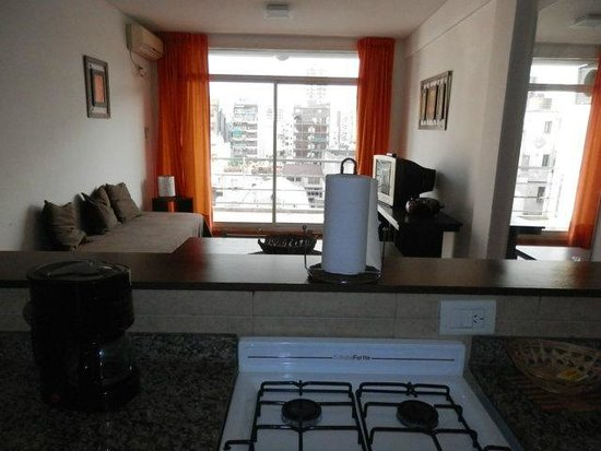 Lugabe II Apartments: Apartamento frente triple