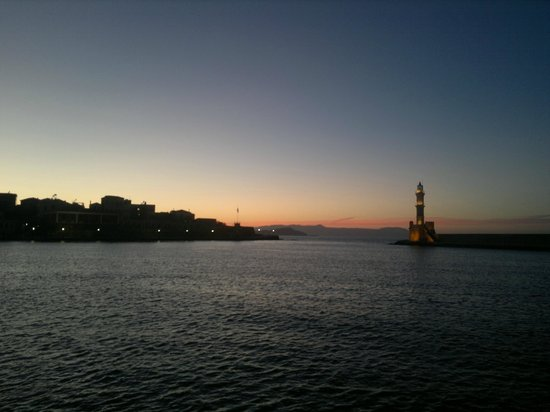 SK Place: Chania venetian port February 2013