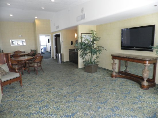 Treasure Bay Resort & Marina: Lobby