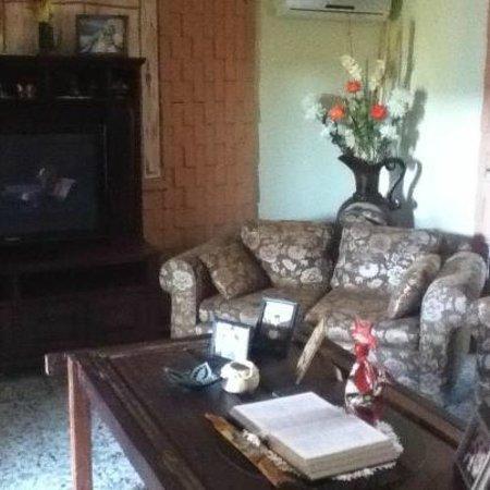 Casa El Meson B & B :                   Den/Family Room