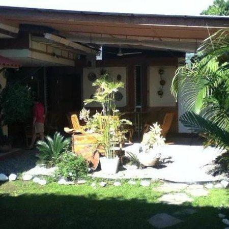 Casa El Meson B & B :                   Patio