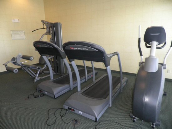 Treasure Bay Resort & Marina: Fitness Center