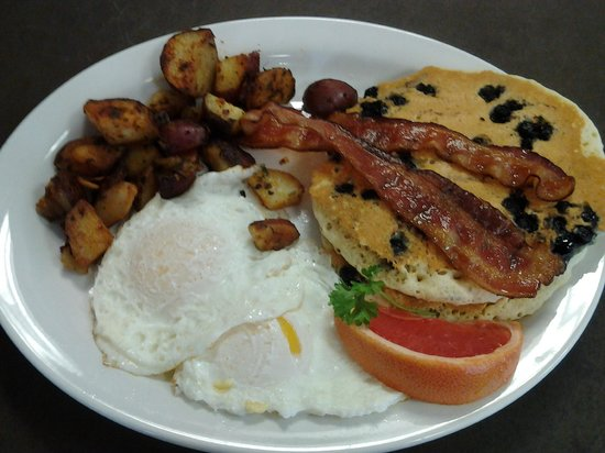 Bonatt's Bakery & Restaurant - TEMPORARILY CLOSED: Jim's Special Breakfast