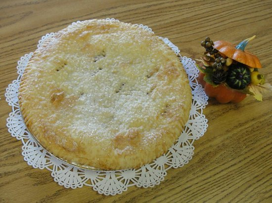 Bonatt's Bakery & Restaurant: Blueberry Pie