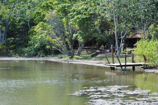 Estancia Mimosa Ecoturismo:                   Sede