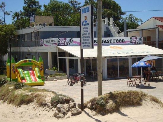 El Nido Beach Hotel: Viapark Hotel