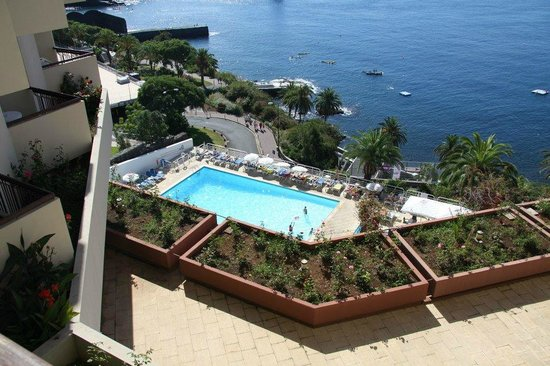 Hotel Baia Azul:                   The outdoor pool